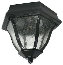 Porch Ceiling Lights Outdoor Porch Ceiling Lights Black And Seeded Glass Exterior