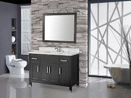 36 Inch Modern Bathroom Vanity The Joshua Tree Bathroom Vanities Home