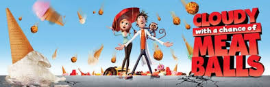 cartoon network usa air cloudy chance meatballs