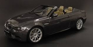 2008 bmw m3 e93m convertible with retractable roof diecast model
