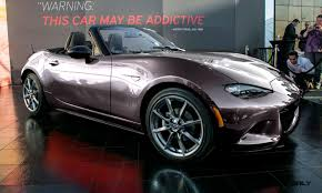 new mazda 2016 2016 mazda mx 5 colorizer shows roadster look in 26 new paints