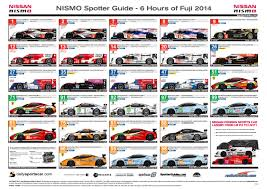6 Flags Hours Official Round 5 6 Hours Of Fuji Wec