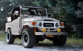 land cruiser vintage legacy overland 1979 toyota land cruiser bj40 the coolector
