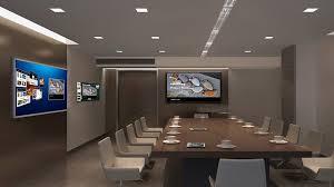 layout ruang rapat yang baik desain interior ruang rapat kantor minimalis heqris workspace