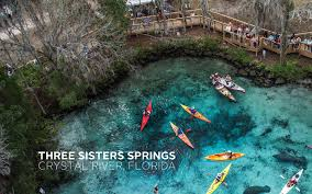 Three Sisters Springs Map Photo Gallery