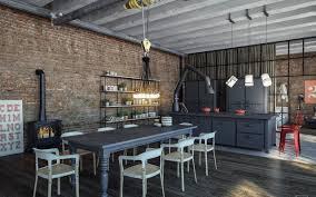 industrial decor ideas for your kitchen décor aid