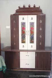 pooja cabinet designer chennai interior designer