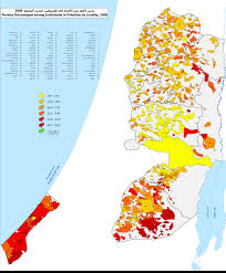pcbs pcbs atlas of poverty in the state of palestine