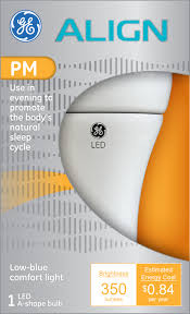 Led Light Bulbs Ge by Ge Redefines Lighting With Ge Align Lighting Aiding Natural