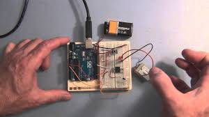 arduino dc motor control tutorial youtube