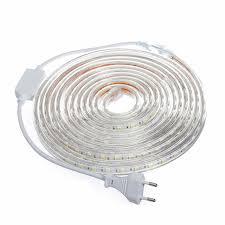 ip67 led strip lights waterproof led strip light 220v smd 5050 flexible light tira led
