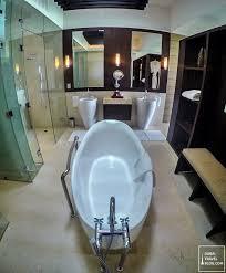 Huge Bathtub Hotel Review Desert Palm Dubai Resort U0026 Hotel Dubai Travel Blog