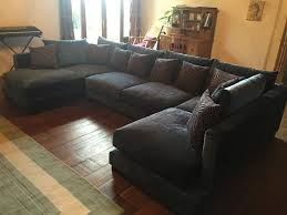 c shaped sofa 13 best zinnia deep u0026 low lounging stylish sectional seating