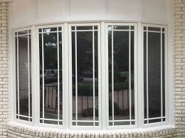 House Design Bay Windows Large Pella Bow Window With Prairie Grilles Windows Pinterest