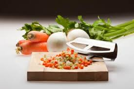 mirepoix cuisine mirepoix définition et recettes de mirepoix supertoinette