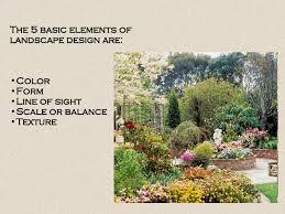 Principles Of Interior Design Pdf Landscape Design And Principles
