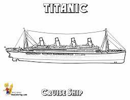 titanic sinking drawing titanic ship sketch titanic ship coloring