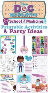 doc mcstuffins printables free kids coloring europe travel