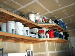 Lowes Shelving Garage Shelves Build 1garage Wall Shelving Diy Hanger System