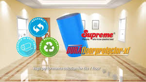 Supreme Laminate Flooring Supreme Floor Protector Guard The Supreme Industries Limited