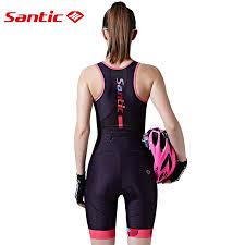aliexpress com buy santic women cycling sleeveless ladie tri