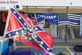 Different Confederate Flags The Confederate Flag Resurged The Kkk Burned A Cross Racial