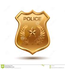 police badge stock vector image 51704197