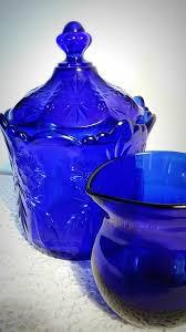 cobalt blue and white kitchen inspiration