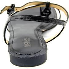 michael michael kors womens bethany leather split toe casual t