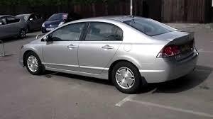 2007 honda civic hybrid reviews 2007 honda civic ima hybrid car for sale in kent fp07fkm