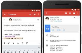 gmail update apk gmail 6 0 apk brings instant rsvps and rich text