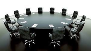 boardroom meeting room and conference table and chairs business