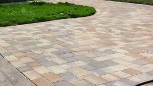 Patio Surfaces by Brick Paver Installation Install Brick Pavers Paver House