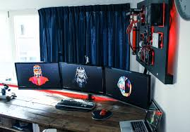 scratch build wall mounted game pc techpowerup forums