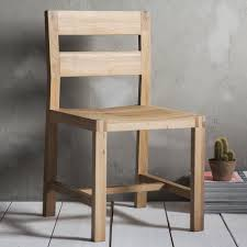 Kitchen Chairs by Waldorf Oak Dining Chairs Set Of 2 Modern Kitchen Chairs