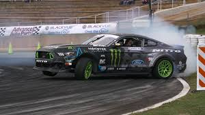 hoonigan mustang drifting formula drift round 3 live stream schedule and interview art