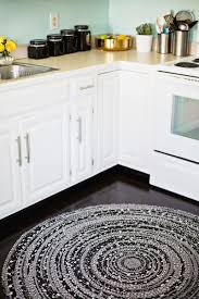 Black Kitchen Rugs Kitchen Rugs Black And White Kutskokitchen
