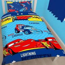 Cars Duvet Cover Disney Cars Duvet Ebay