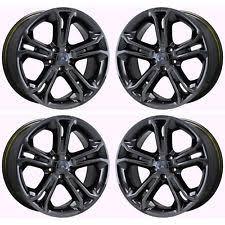 ford explorer sport wheels four 2013 15 ford explorer sport factory 20 wheels rims oem 3949
