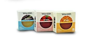 Wardah Lip Balm mansion wardah lip balm strawberry review