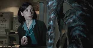 movie showtimes the shape of water by sally hawkins the shape of water review romantic monster movie a new high