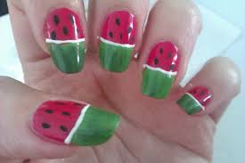 nail art cool easy nail art you can do at home picture designs to
