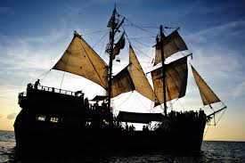 1966 custom built pirate ship spanish galleon replica power boat