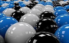 28 Light Blue And White Black And White 3d Wallpaper 28 Desktop Background