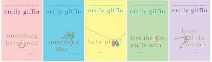 Emily Giffin Something Blue Brontës Boots And Butterflies