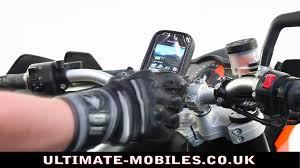 bike waterproofs motorcycle handlebar mount with mobile phone waterproof case youtube