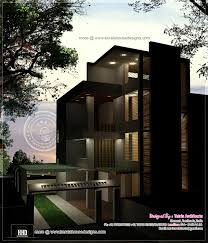 three story house plans in india