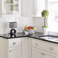 kitchen extraordinary white kitchen cabinets with black granite