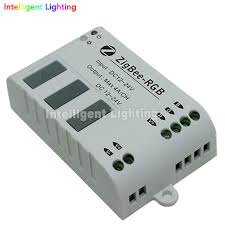 hue compatible light switch wifi323 zigbee full color slave controller wf323 controller dc12 24v