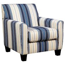 Contemporary Accent Chair Benchcraft Ayanna Nuvella Contemporary Accent Chair In Performance